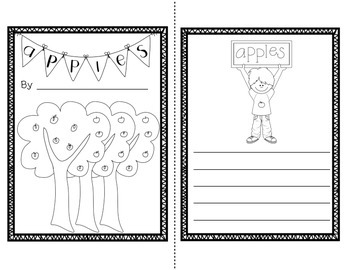 Apples Unit~ Includes Graphic Organizers & Much More!