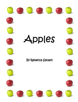 Apples Unit - Kindergarten