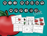Apple Unit Literacy Math Science and More