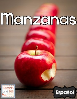 Apples Unit Spanish - Manzanas
