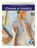 Choose A Country Unit Study