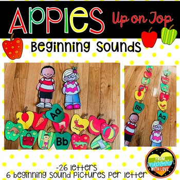 Apples Up On Top Beginning Sounds