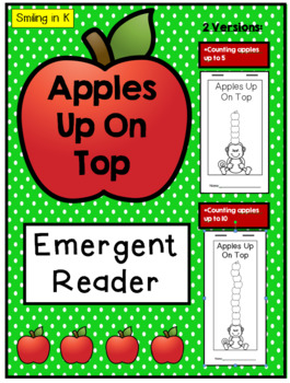 Apples Up On Top- Emergent Reader