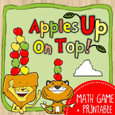 Apples Up On Top Math – Addition, Subtraction and Counting Printables