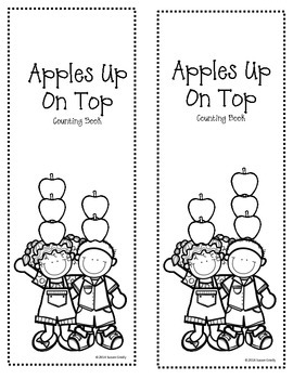 Apples Up on Top Counting Books