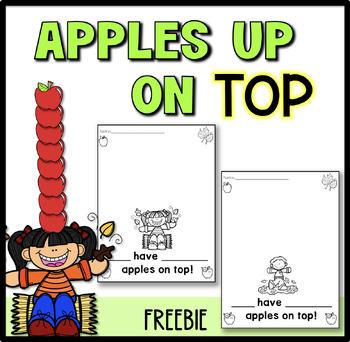 Apples Up on Top {Freebie}