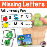 Apples- What's the Missing Letter?