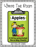 Apples - Write the Room