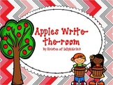 Apples Write-the-Room