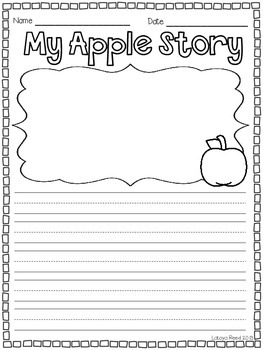 Apples Writing Center for Primary Writers