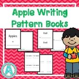 Apples Writing Pattern Books