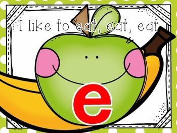 Apples and Bananas Fun Music Book