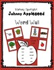 Apples and Johnny Appleseed Unit Study Resources and Notebook Pages