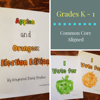 Apples and Oranges Election Edition