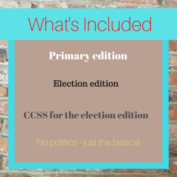 Apples and Oranges: Primary and Election Bundle