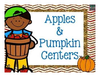 Apples and Pumpkins Centers