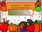 Apples and Pumpkins Power Pack Bundle!