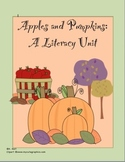 Apples and Pumpkins Literacy Unit for Second and Third Graders