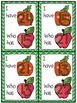 Apples and Pumpkins Math Game Pack