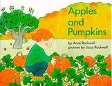 Apples and Pumpkins - Story Visuals [speech therapy and autism]