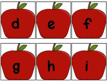Apples and Pumpkins: Writing and Math Centers