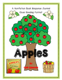 Apples by Gail Gibbons-A Nonfiction Book Response Journal, Close Reading Format