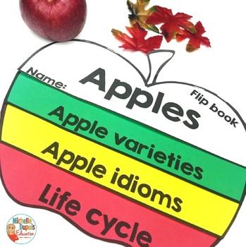 Apples - flip book