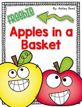 Apples in a Basket FREEBIE