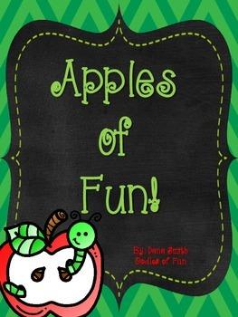 Apples of Fun!