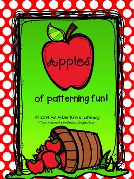 Patterns Apples of Patterning Fun!