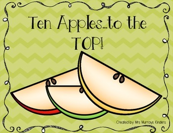 Apples on Top!