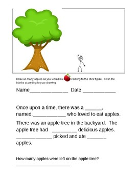 Apples: telling a story