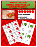 Apples to Apples - Reform, Industrialization and Manifest Destiny Review Game