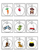 Apples to Apples - language activity