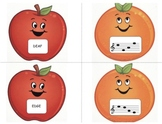 Apples to Oranges: A Treble Clef Activity