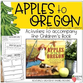 Apples to Oregon: Read Aloud Activities