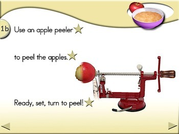 Applesauce - Animated Step-by-Step Recipe