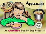 Applesauce - Animated Step-by-Step Recipe - Regular