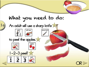 Applesauce - Animated Step-by-Step Recipe - PCS