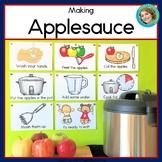 Applesauce Cooking Activity