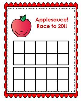 Applesauce Race to 10 & 20 games