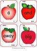 Applesauce & Scrambled Words Write the Room (PrePrimer Edition)