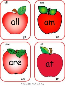 Applesauce & Scrambled Words Write the Room (Primer Edition)
