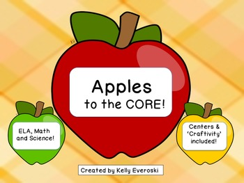 Apples...to the CORE!
