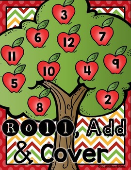 Appletastic Math and Literacy Centers with Listening Center QR Codes!
