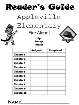 Appleville Elementary Fire Alarm Reading Guide