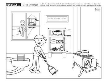Appliances Lesson Plan