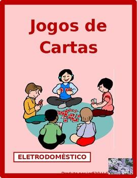 Appliances in Portuguese Casa Concentration games