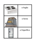 Appliances in Portuguese Casa Concentration Games