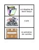 Appliances in Portuguese Casa games:  Concentration, Slap,